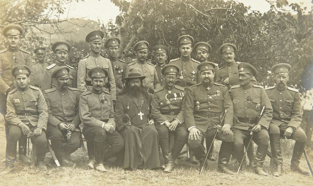 священник николай окунев