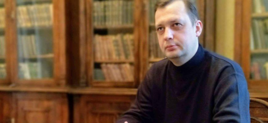 историк Егор Яковлев