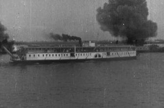 Волга в огне тизер