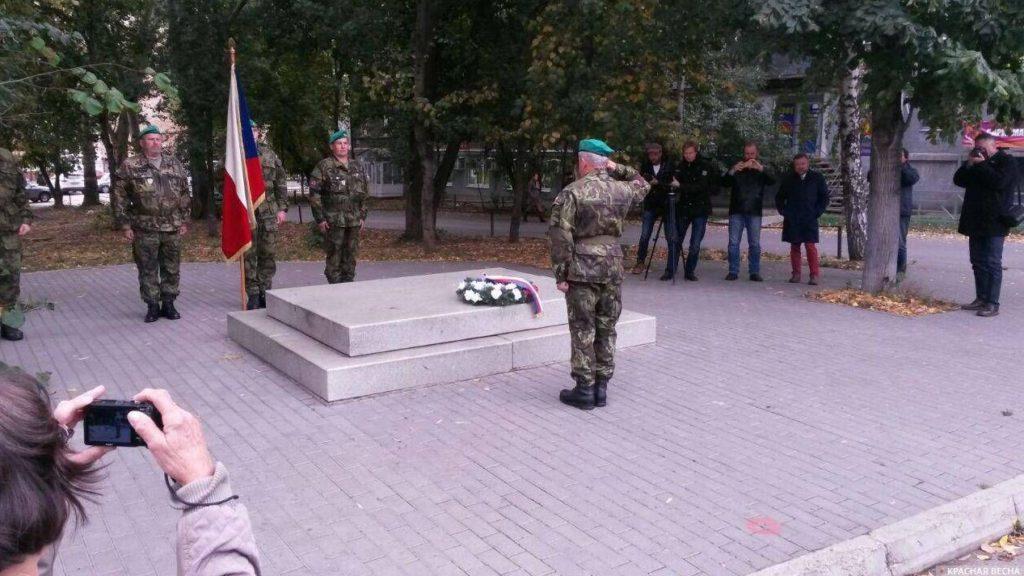 Солдаты НАТО в Самаре