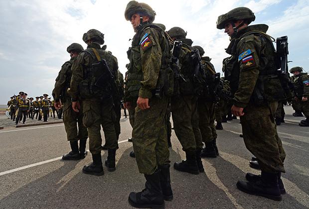 российские миротворцы нагорный карабах
