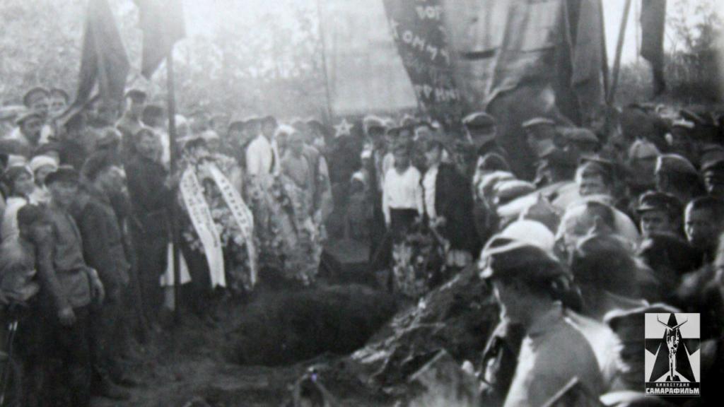 Похороны Александра Силина