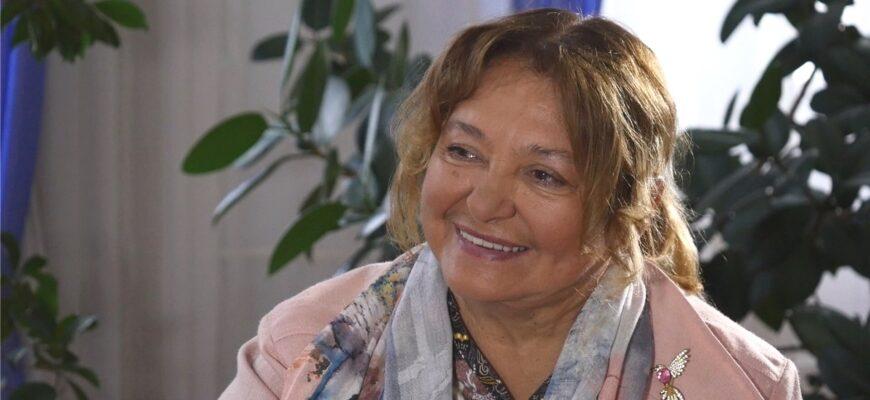 Наталья Сергеевна Бондарчук